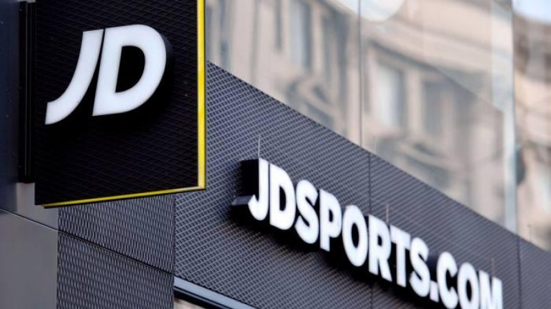 Jd Sports Shop Front
